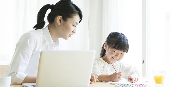 家で働くママの仕事時間はどうやって作る?(未就園児・幼稚園児編)