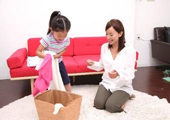 子供に家事を教えて時短生活をしよう!教え方のポイントもご紹介!