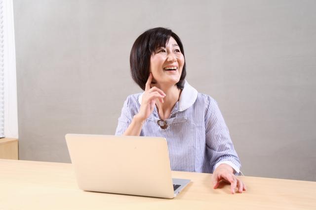 中高年女性の仕事探しは難しい?仕事探しのポイントなどをご紹介☆