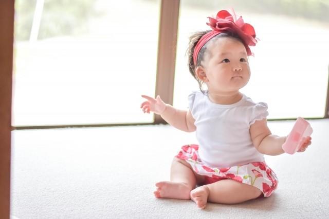 おすわりや夜泣きが始まる!?生後7ヶ月の赤ちゃんの成長。ワーキングマザーは準備をスタート!