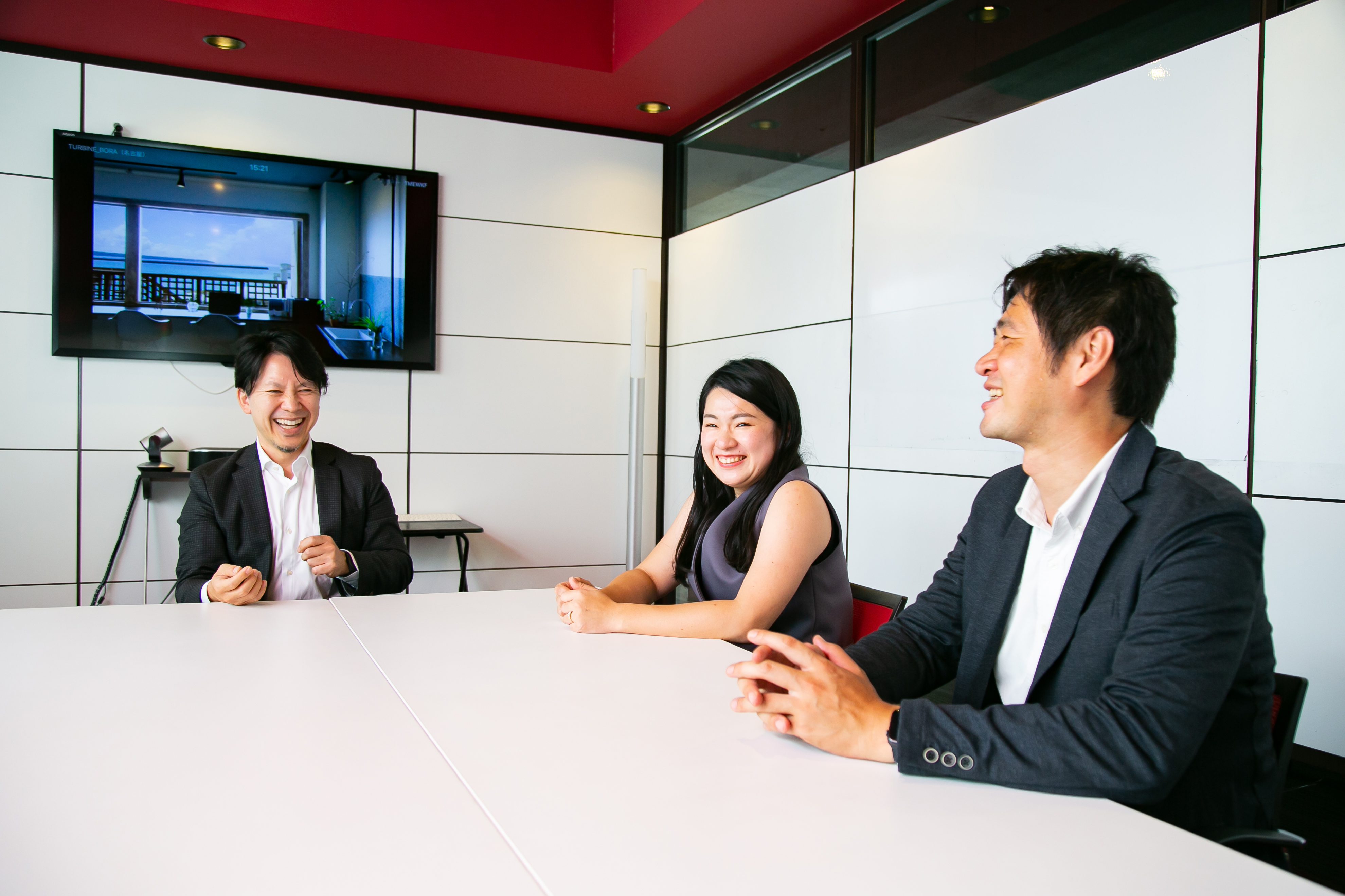 株式会社タービン・インタラクティブ / テレワークを含む働き方の多様化が生産性をあげる