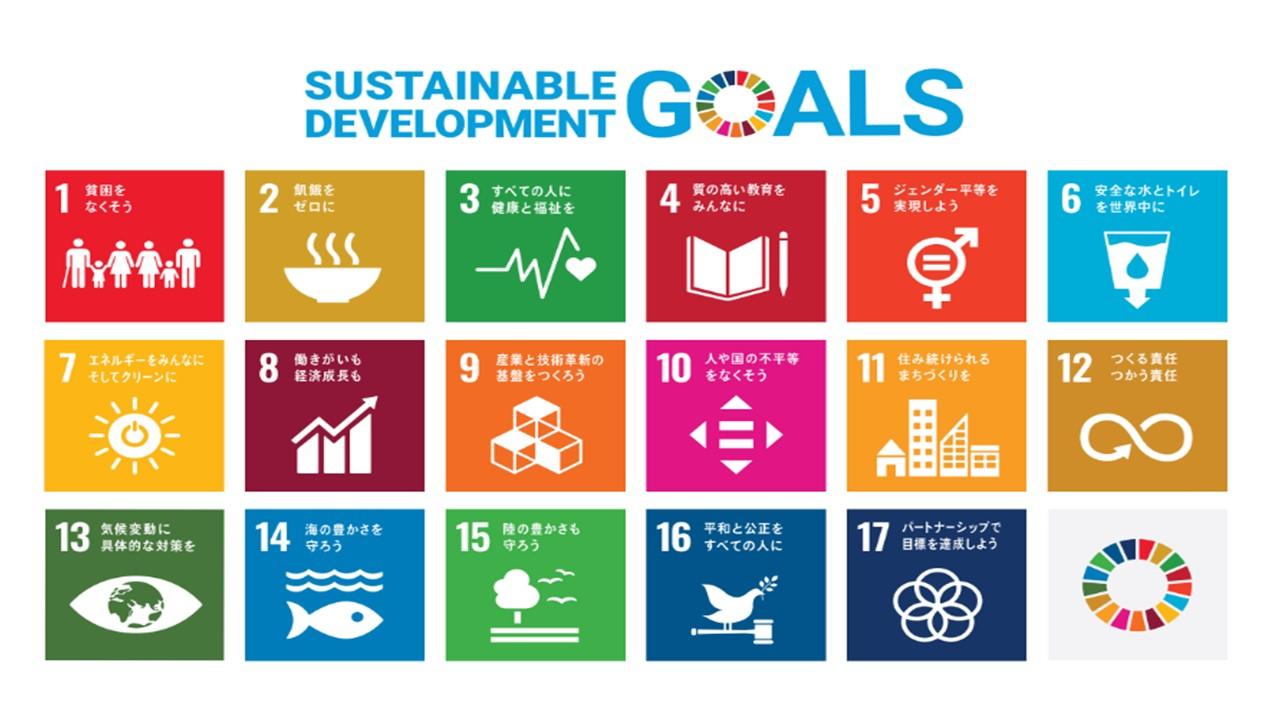 SDGS1の目標7